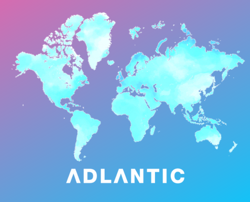 Adlantic launch international expansion service