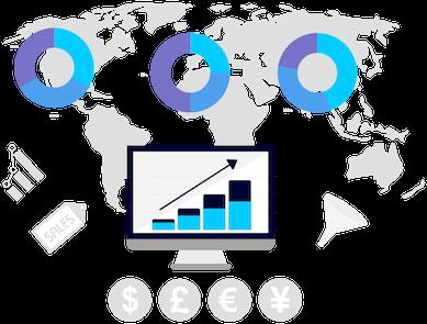 International Demand Map